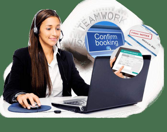 Virtual Front Desk