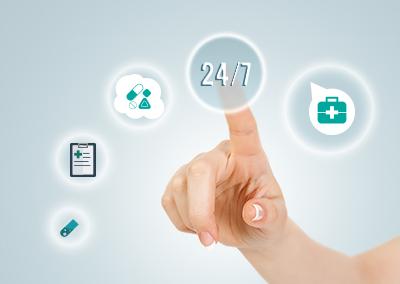 Mental Health Specific Patient Portal