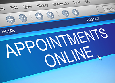 Appointment Status Psychiatry EHR