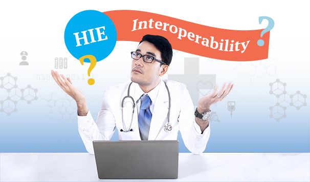 Interoperability HIE difference psychiatry