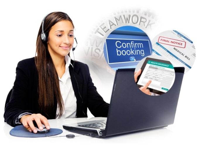Front Desk Virtual Assistant