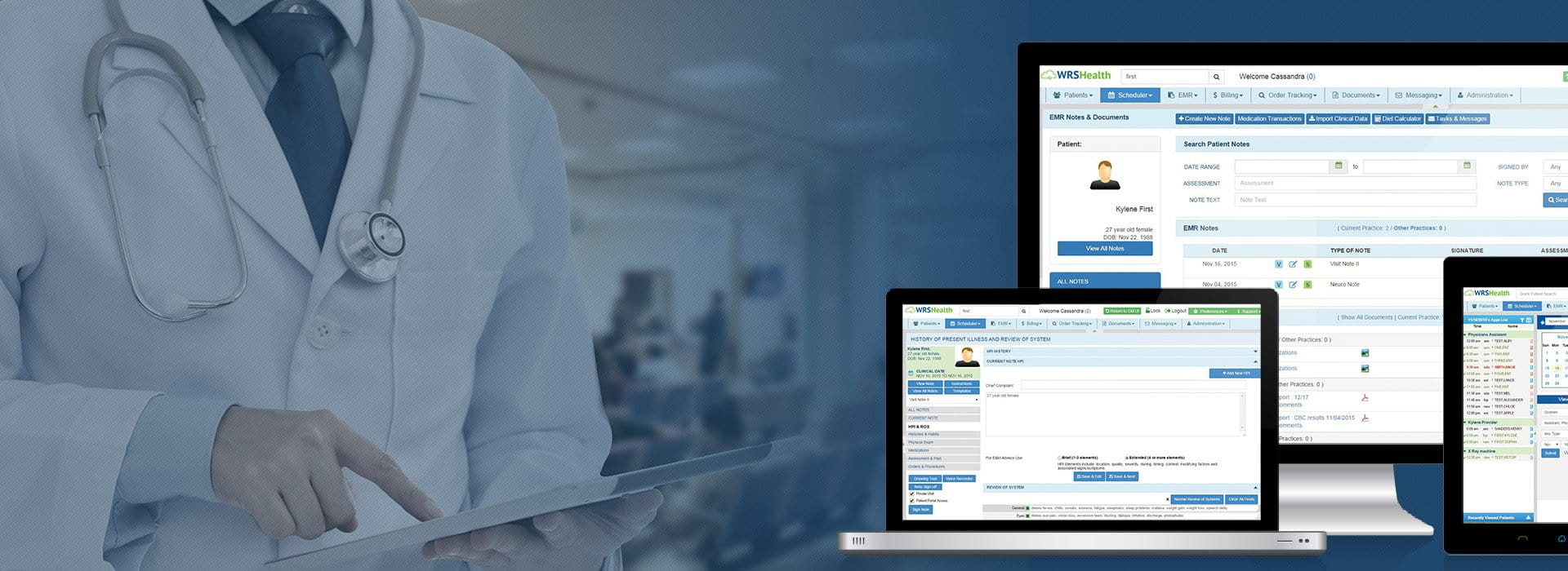 Cloud Based EHR Solutions